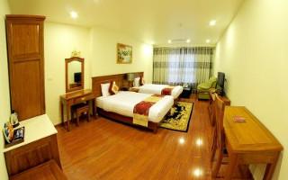 Encontrar solteiros em quarto (hotel em Ha Noï)