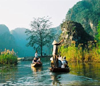 Programma para solteiros em Hanoï - Ha Long Bay - Hoa Lu 6